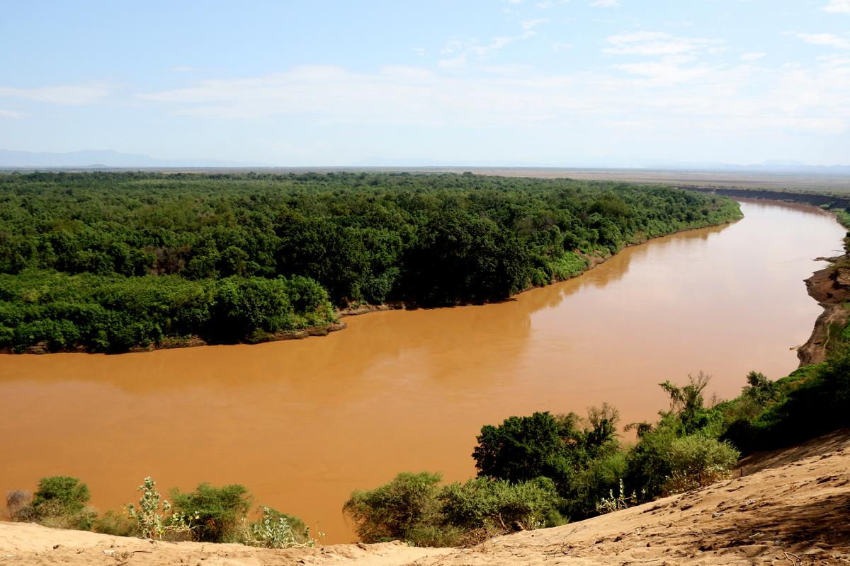 ethiopia omg river omg valley