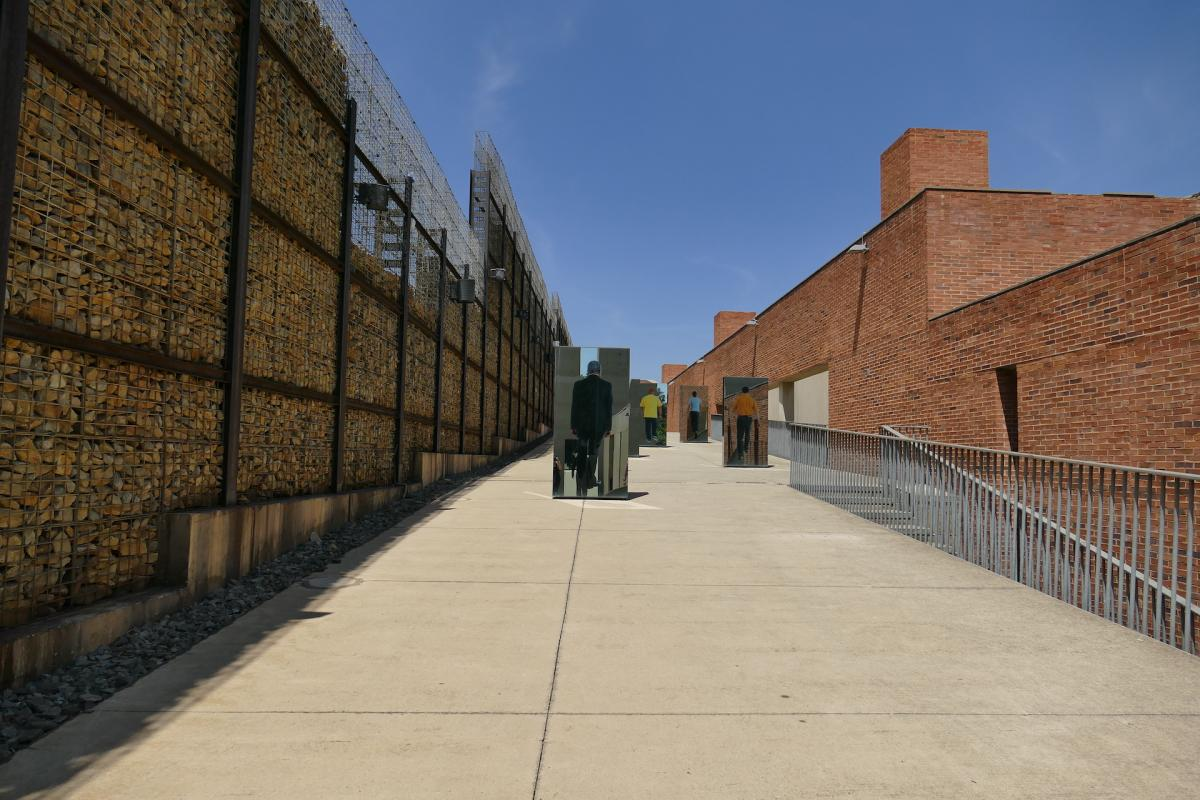 apartheid museum johannesburg south africa