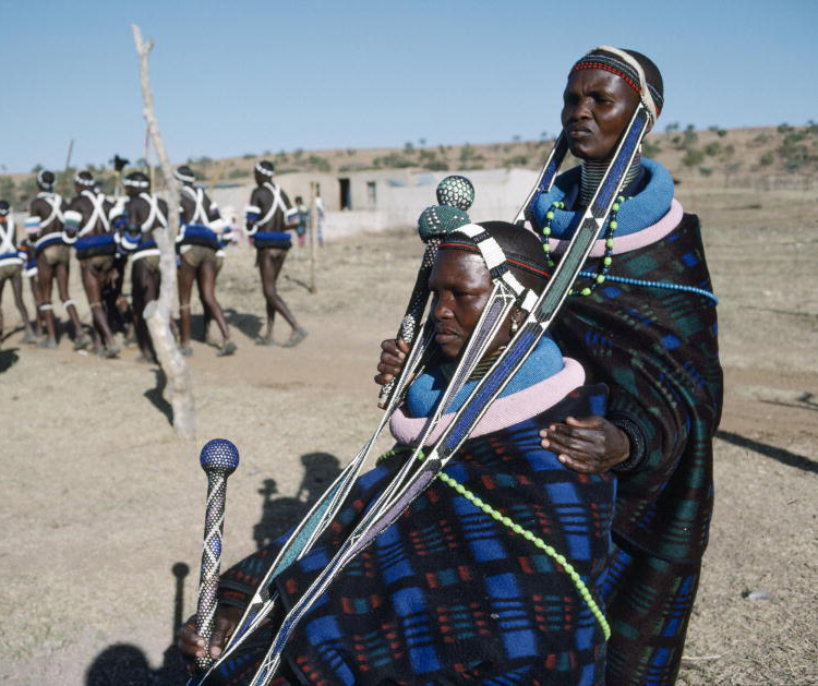 The Clothing And Accessories Of The Ndebele