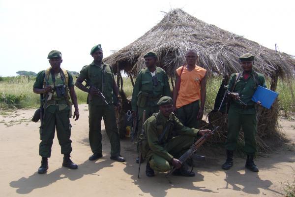 ranger exploringafrica safariadv virunga congo africa