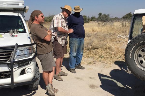 central kalahari ckgr exploringafrica safariadv romina facchi botswana desert