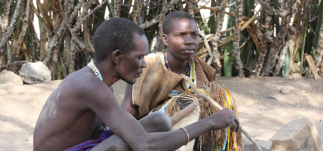 datoga men people tanzania