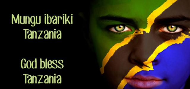 tanzania romina facchi africa exploringafrica zanzibar flag
