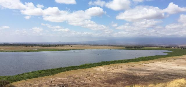 amboseli kenya romina facchi exploringafrica safariadv africa amboseli observation hill