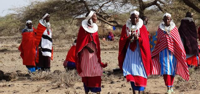 maasai women in kenya and tanzania
