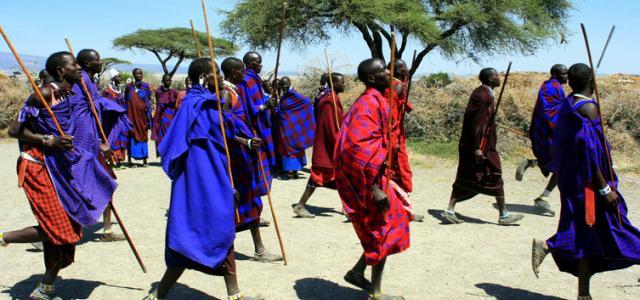 maasai people tanzania kenya