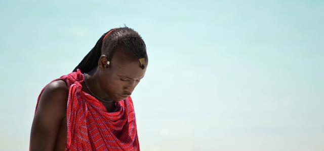 maasai moran a wonderfull warrior