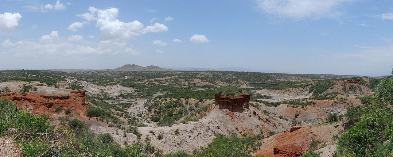 olduvai gorge laetoli footprints tanzania africa exploringafrica