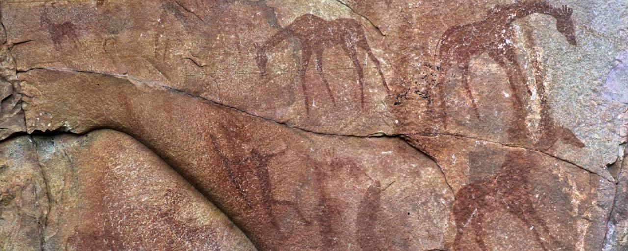 zimbabwe petroglyph history san