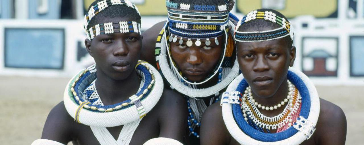 The Clothing And Accessories Of The Ndebele Exploring Africa
