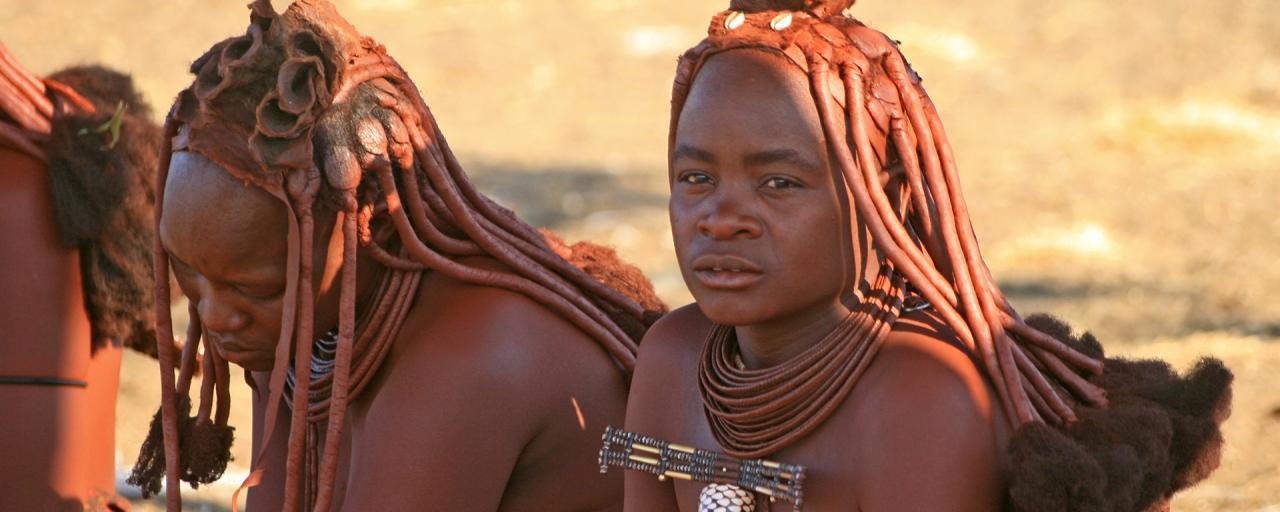 himba people namibia exploringafrica safariadv rominafacchi viaggio travel africa