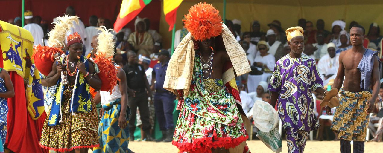 ouidah festival voodoo exploringafrica safariadv romina facchi benin
