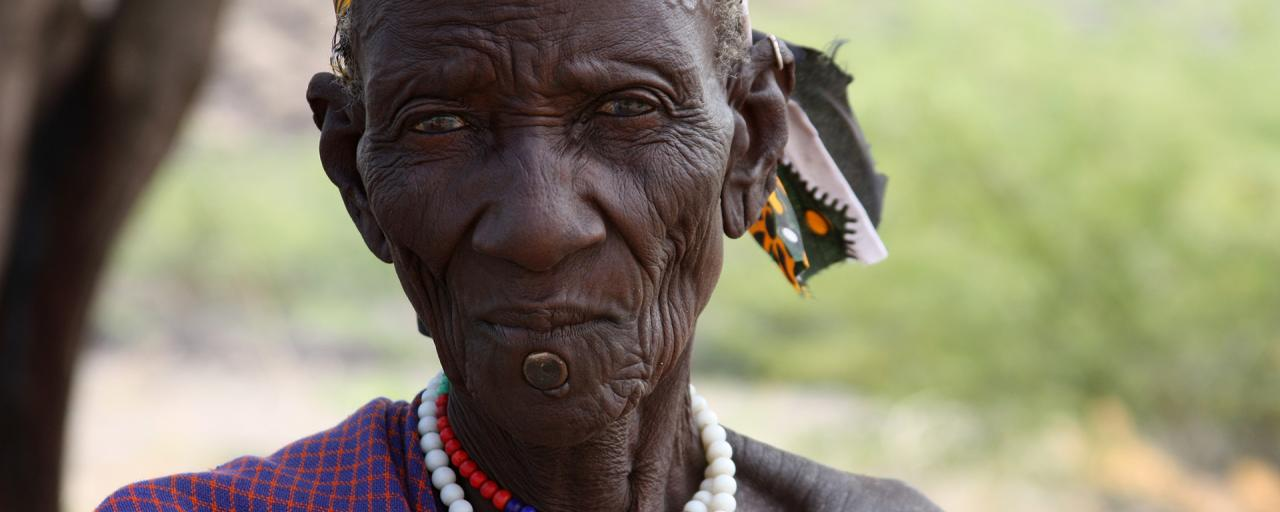the importance of environment of the turkana people The clan brand - a mark cut into the body - is the most important symbol of turkana identity for the turkana - as with other pastoralists - their herds are the definition of family and individual worth.