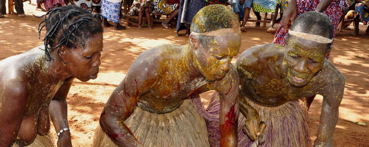 voodoo vudù vodu benin festival ouidah