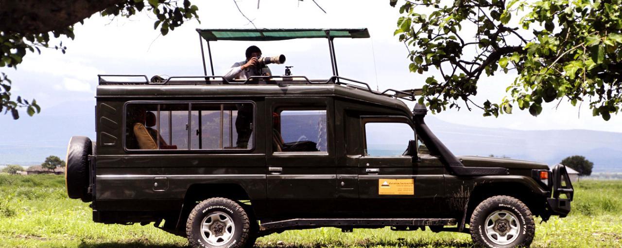 Romina facchi safariadv exploringafrica 4x4 safari africa tanzania gamedrive photosafari