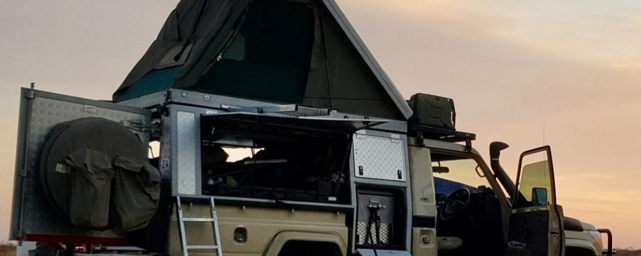 land cruiser toyota camper bushcamper