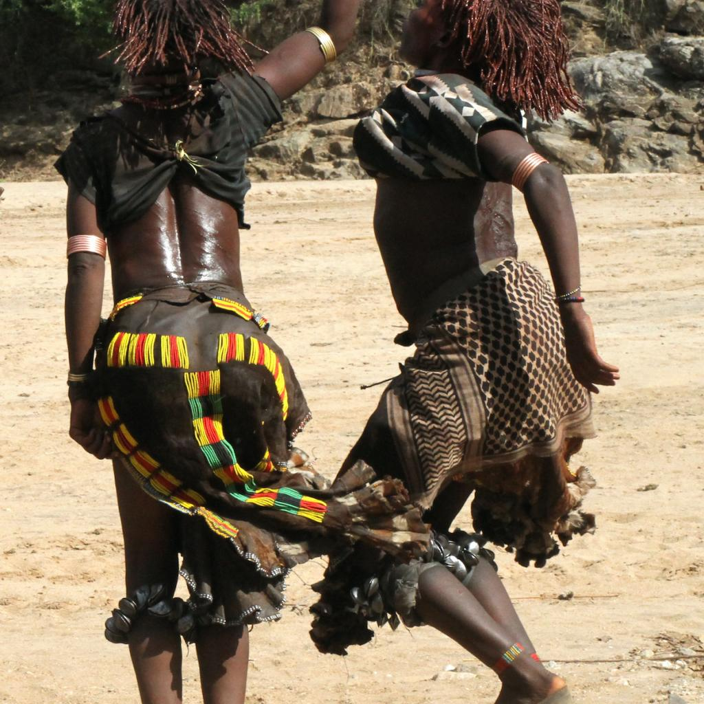 etiopia ethiopia exploringafrica safariadv travel omo valley bull jumping hamer