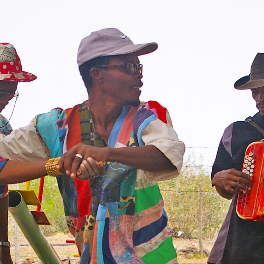 nama people dancing with colorful clothing