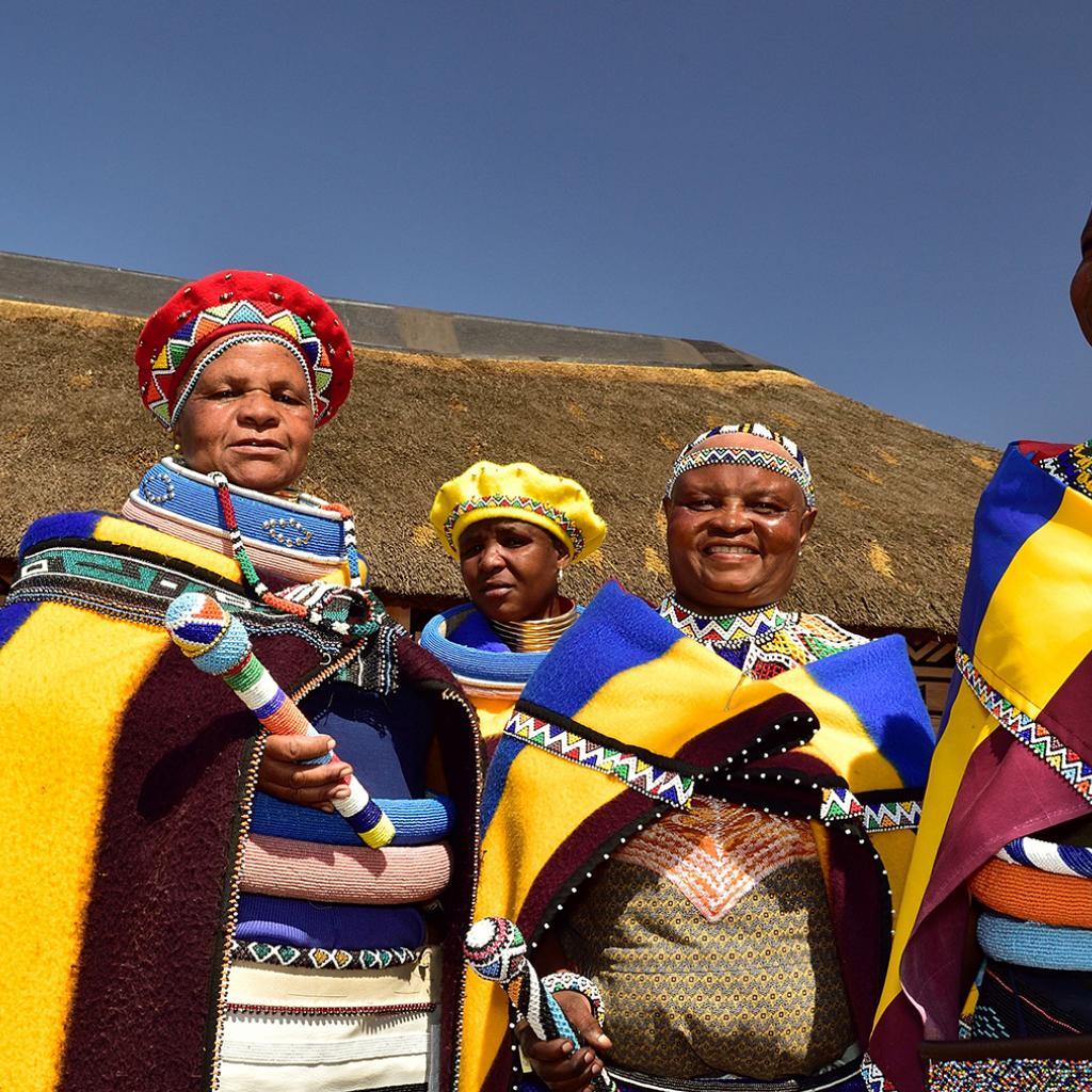 ndebele zimbabwe africa exploringafrica safariadv southafrica