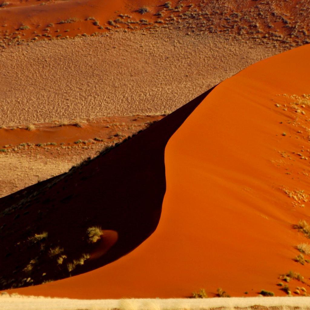 Dune 45 Namib Desert Namibia Africa Naukluft