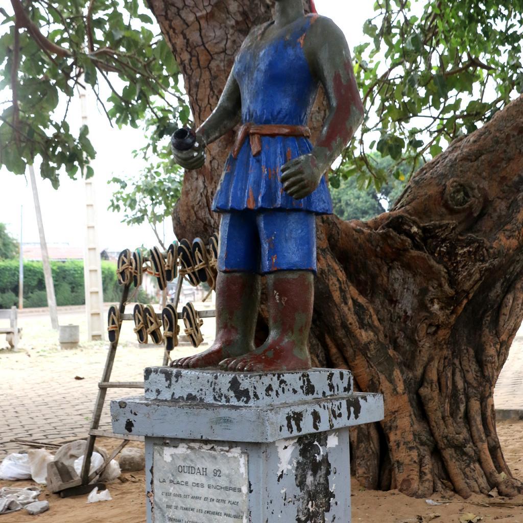 benin ouidah exploringafrica safariadv voodoo romina facchi slave route