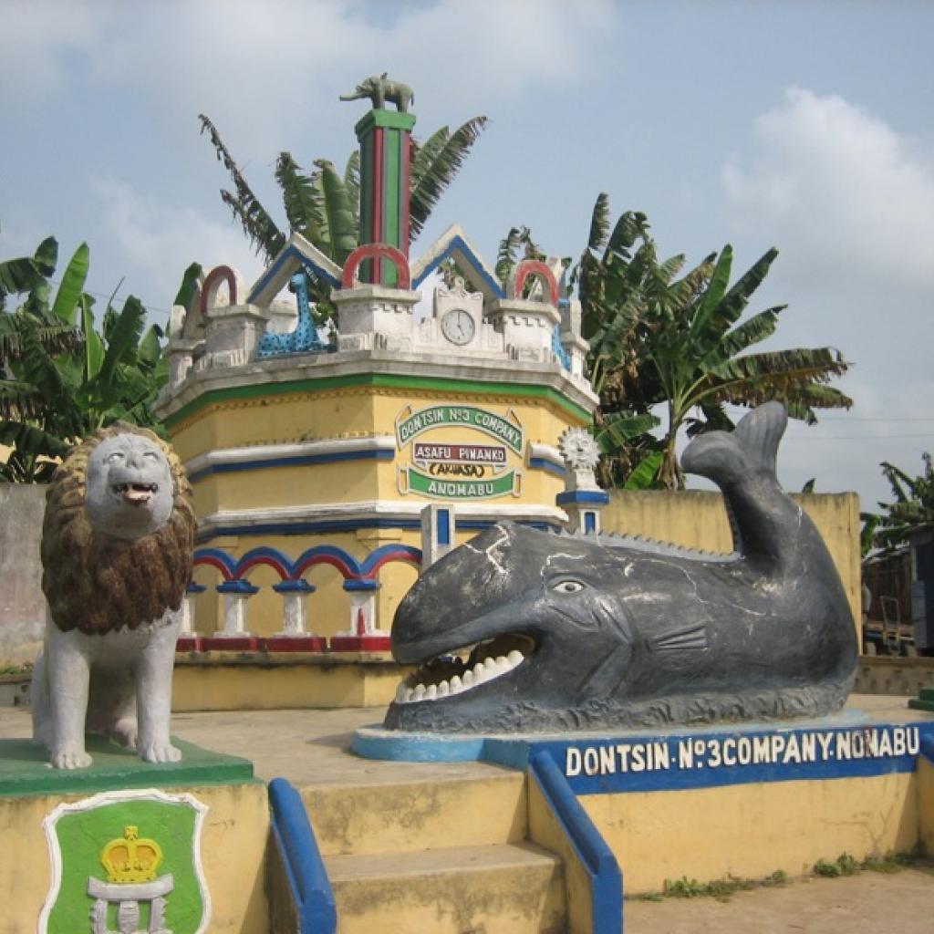 ghana west africa exploringafrica safariadv romina facchi travel elminaa