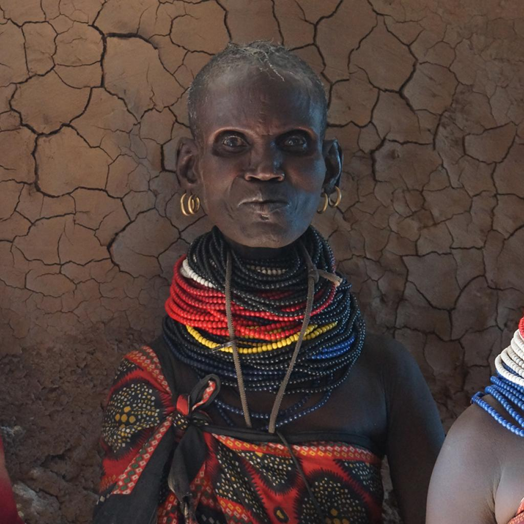 turkana women in kenya