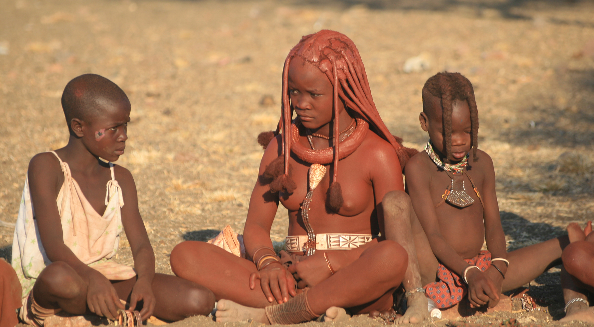 Himba Girl Childlittle Naked Girl Assreal Incezt Mother-Son-8085