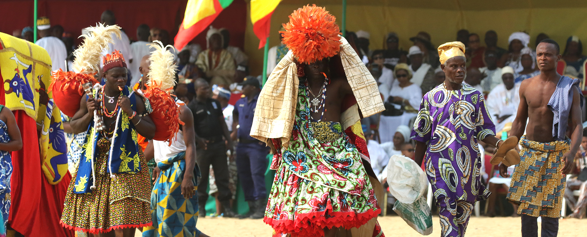 The Ouidah Voodoo festival in Benin | Exploring Africa